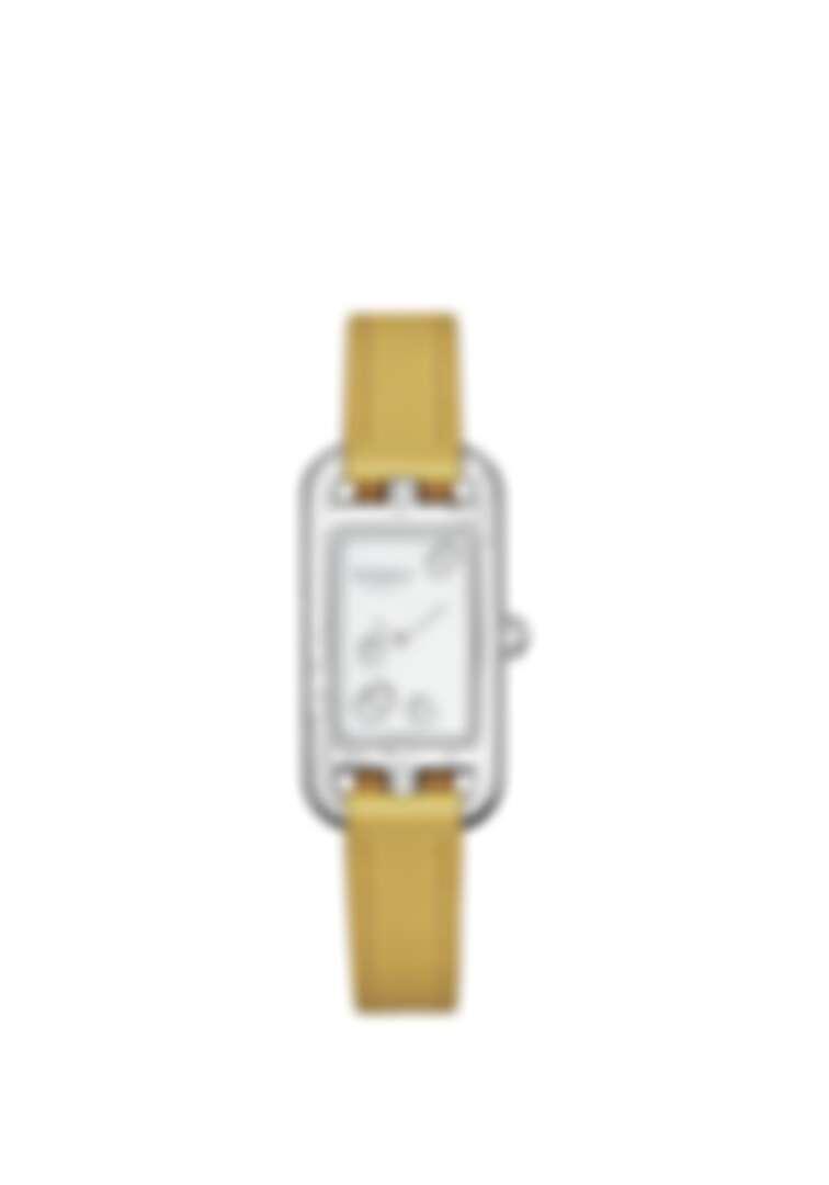 愛馬仕推出Nantucket系列腕錶史上最小尺寸手錶