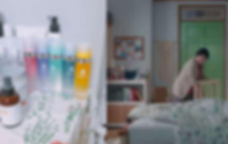 (圖片來源/品牌提供Netflix《雖然是精神病但沒關係》截圖)Celluver雪紡香水現身南朱里(朴珪瑛)房間櫃子上劇照+產品合圖