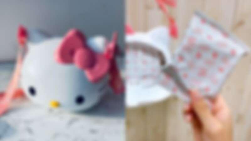 Hello Kitty雪米餅造型筒禮盒 499元