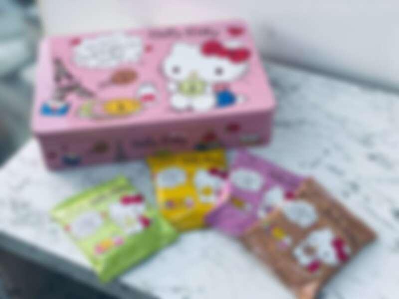 Hello Kitty 法蘭酥禮盒 349元