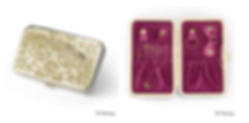 Mickey & Minnie Travel Jewelry Case,推薦價格NT1,300