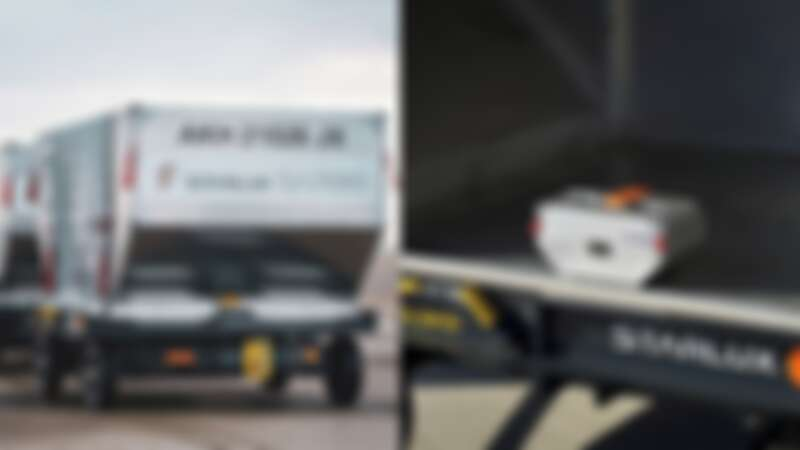 以「航空集裝箱AKH貨櫃」為外型打造
