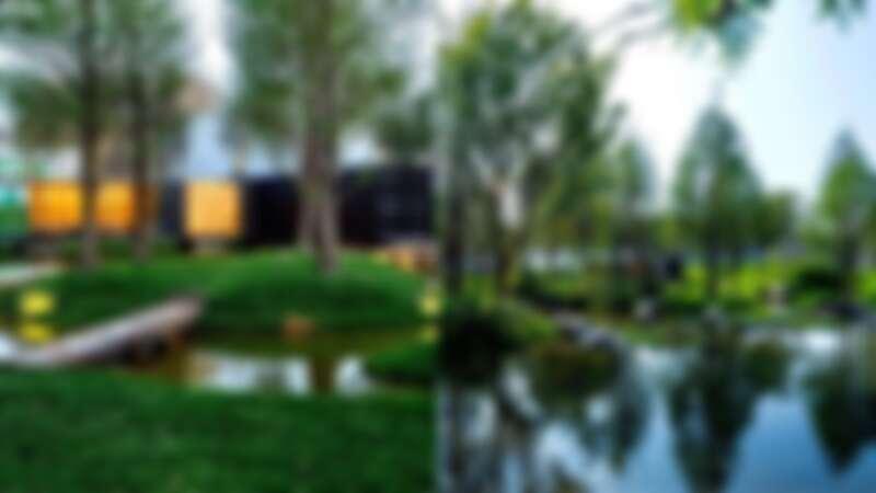 Photo/惠宇青山清Sky Villa