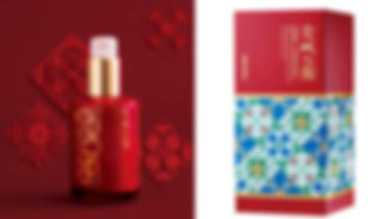 京城之霜60植萃十全頂級全能乳台灣花磚版