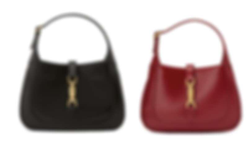 JACKIE 1961迷你肩背包(經典黑)、JACKIE 1961 迷你肩背包(紅)