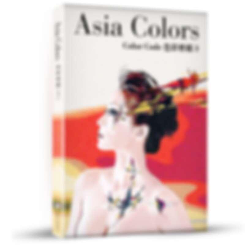 周育瑾著作/Asia Colors Color Code3彩繪密碼三