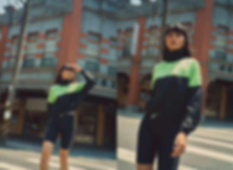 流行系列Evide風衣外套,NT2,780、流行系列PUMA QUEEN 短褲,NT1,780