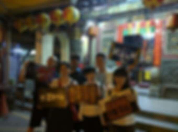 惡靈巴士-重返台南的失落現場,貼近亡靈顫抖的鼻息。Source: KLOOK