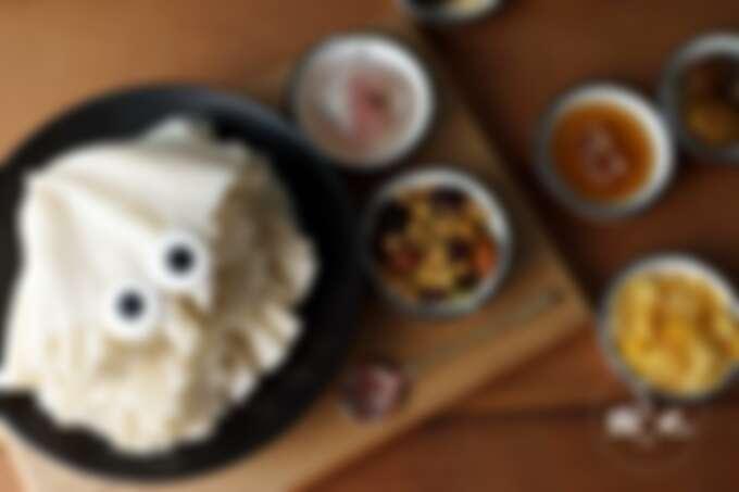路地 氷の怪物-療癒系可愛怪物冰淇淋。Source: KLOOK