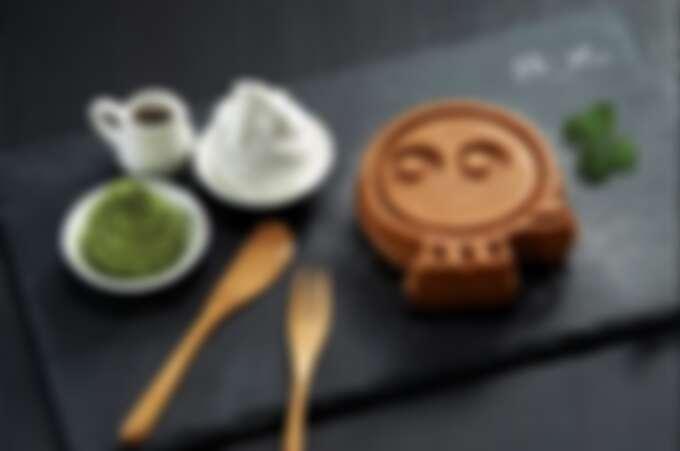 路地 氷の怪物-怪物鬆餅。Source: KLOOK