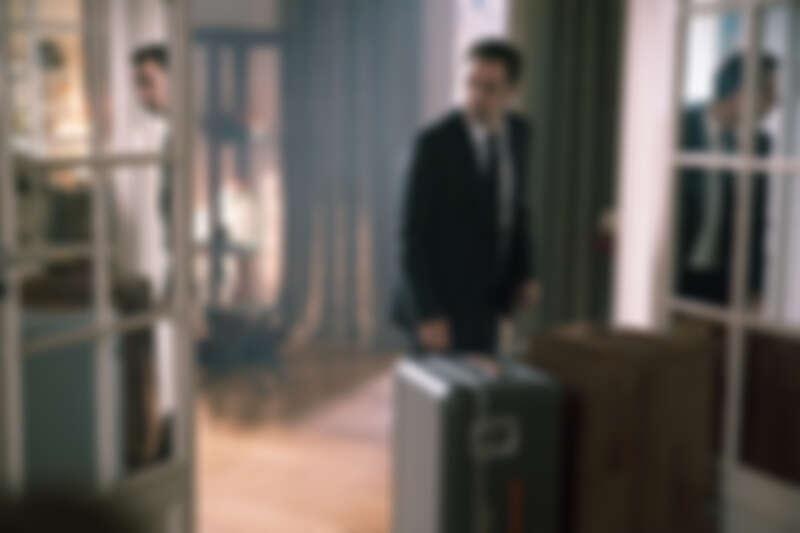 兩位演員對演戲不同的工作模式也意外的與劇中角色相符。