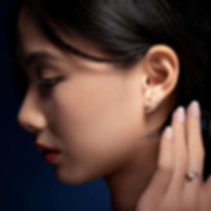 雙子星耳環