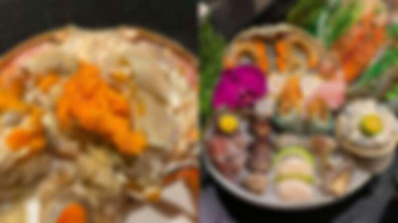 秋冬限定「沙母」套餐
