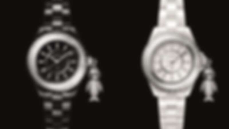 香奈兒J12全新成員!MADEMOISELLE J12 ACTE II 限量手錶