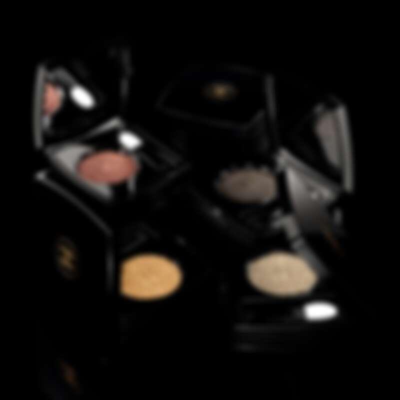 CHANEL香奈兒單色恆彩鏈帶眼影情境