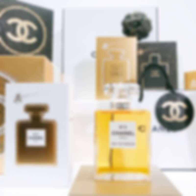 CHANEL香奈兒N°5香水2020聖誕包裝