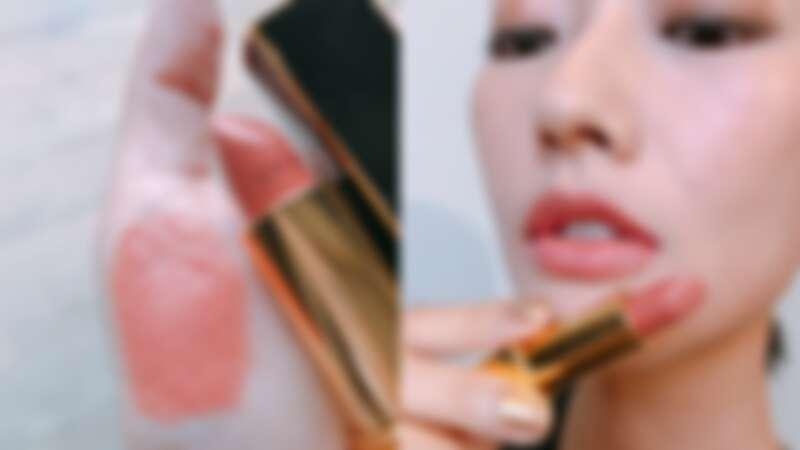 CHANEL香奈兒超炫耀金燦唇膏(#107小羊皮)