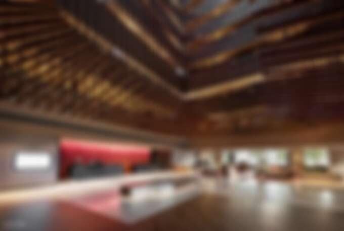 入住台南大員皇冠假日酒店,遠眺安平老街古樸人文之美