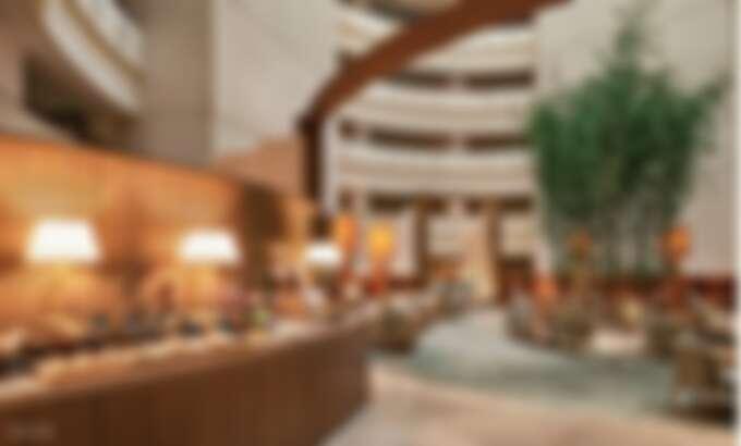 香格里拉台南遠東國際飯豪華閣貴賓廊