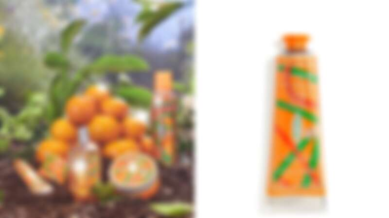 歐舒丹2020聖誕柑橘馬鞭草舒芙護手霜