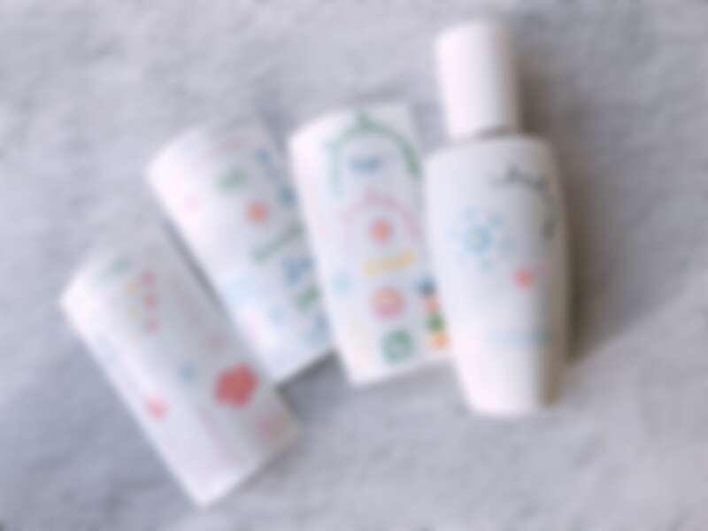 Sulwhasoo雪花秀潤燥養膚精華2020公益限定版瓶身+貼紙