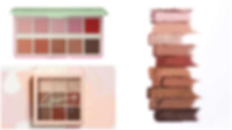 1028 調眼色限量眼彩盤熟成色,NT420。 Innisfree 摩登復古限量眼彩盤,NT920。