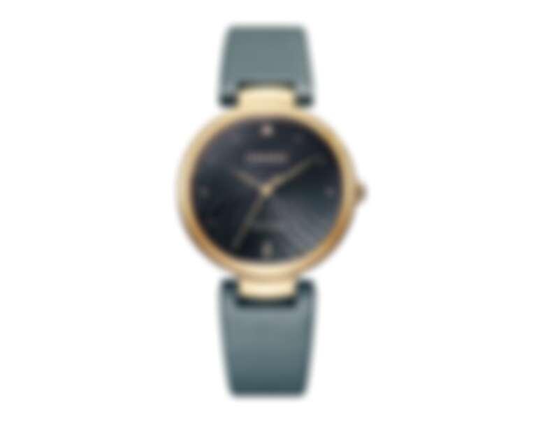 CITIZEN L 光動能錶款EM0853-14H,NT12,800。