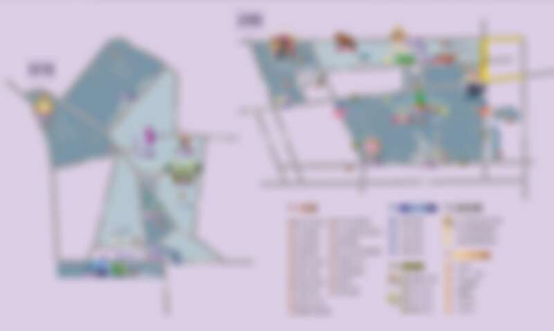 「2020新北歡樂耶誕城」各區裝置藝術地圖