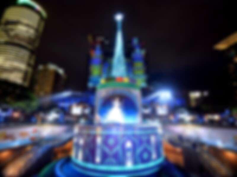 新北耶誕城主燈