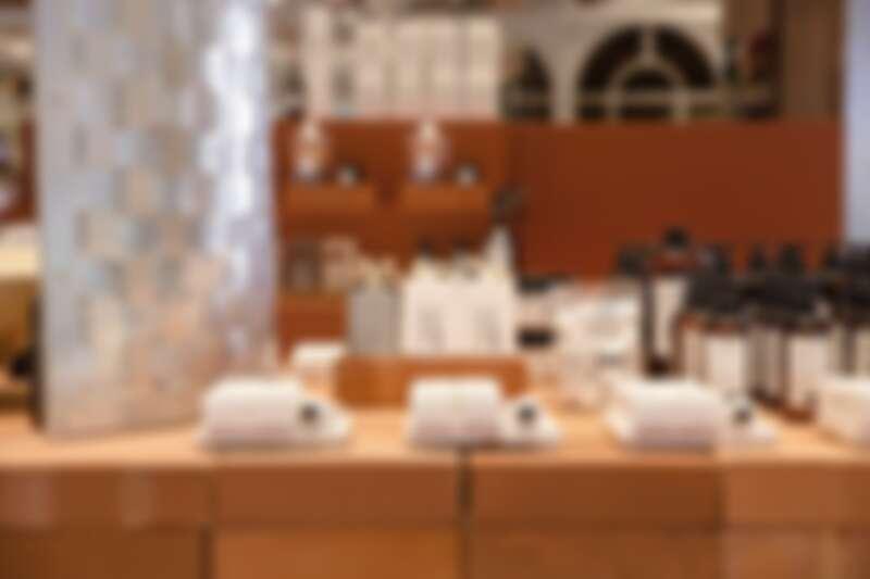 LA BRUKET形象櫃空間設計,體現品牌與瑞典歷史文化的緊密連結