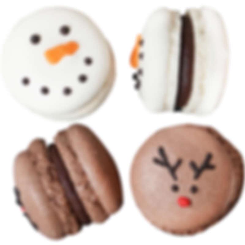 誠品生活松菸店 動手玩 聖誕手作烘焙課程 推薦價460-680元。