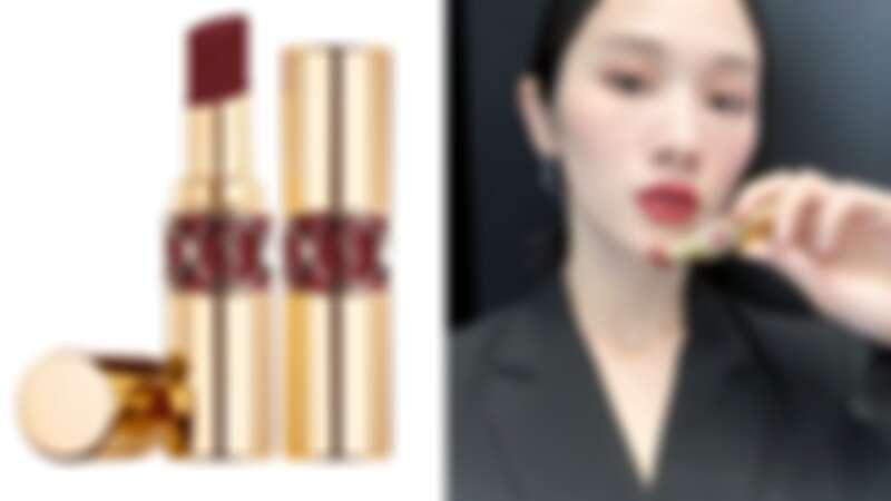 YSL 2020熱賣口紅Top 1情挑誘光水唇膏#76