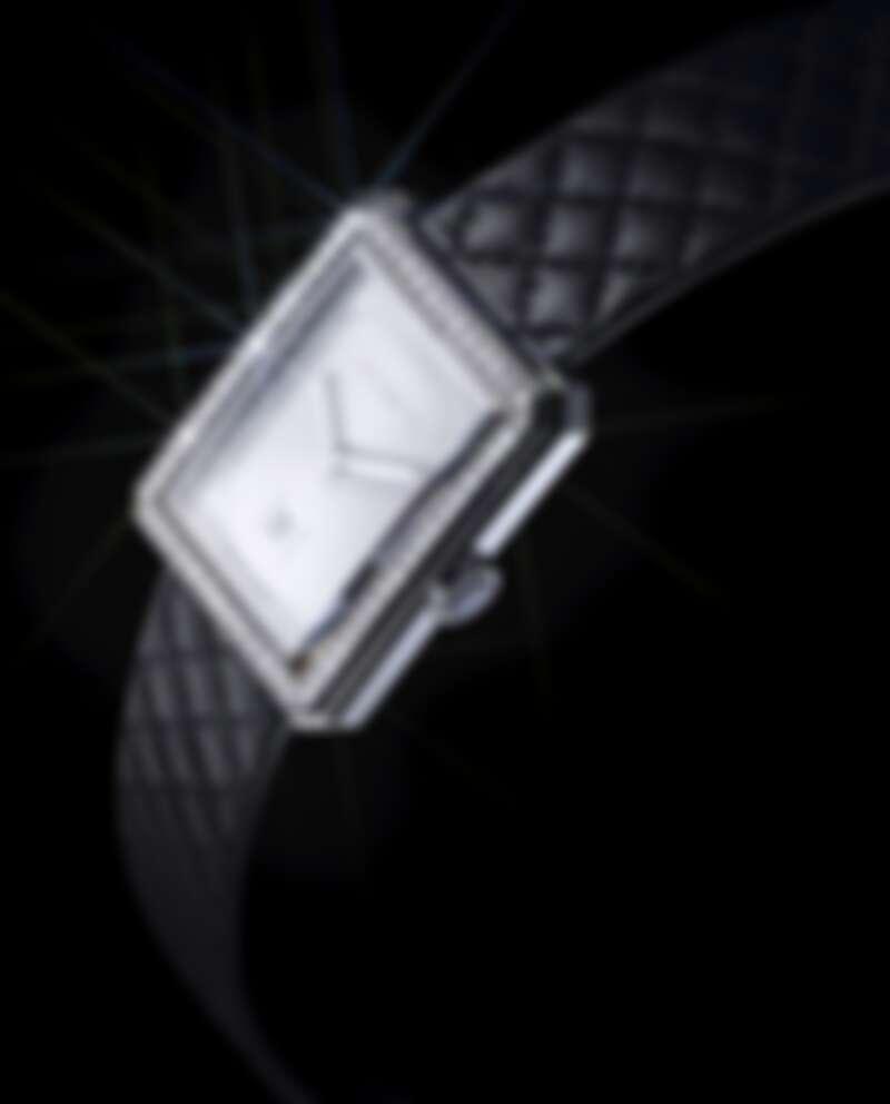 CHANEL Boy•Friend系列手錶中型款 (2020新品),售價NT 307,000