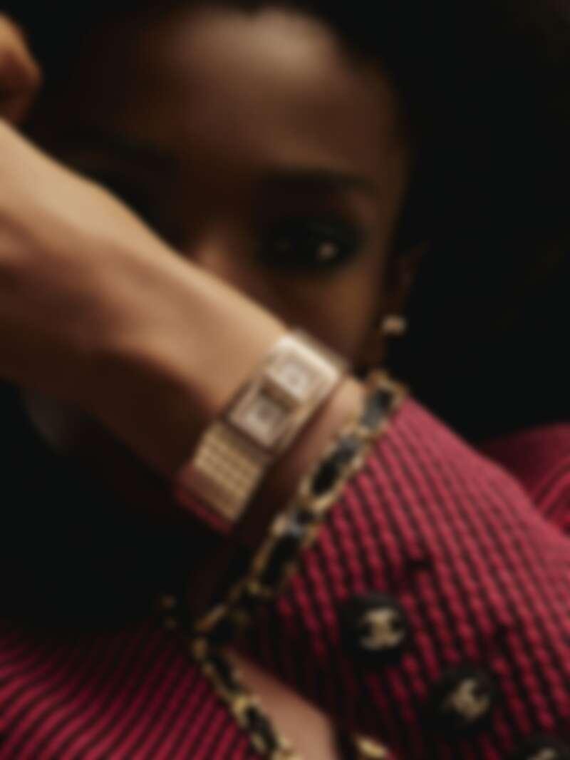 CHANEL Code Coco系列手錶,售價NT 1,755,000
