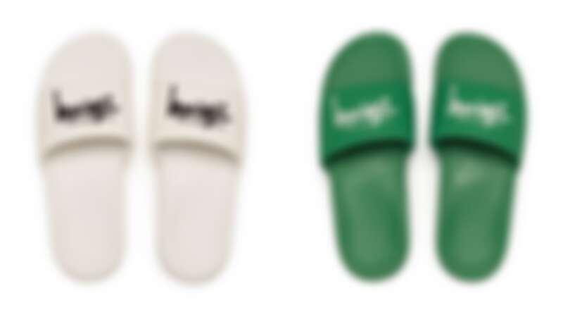 Nike X Stüssy聯名系列拖鞋