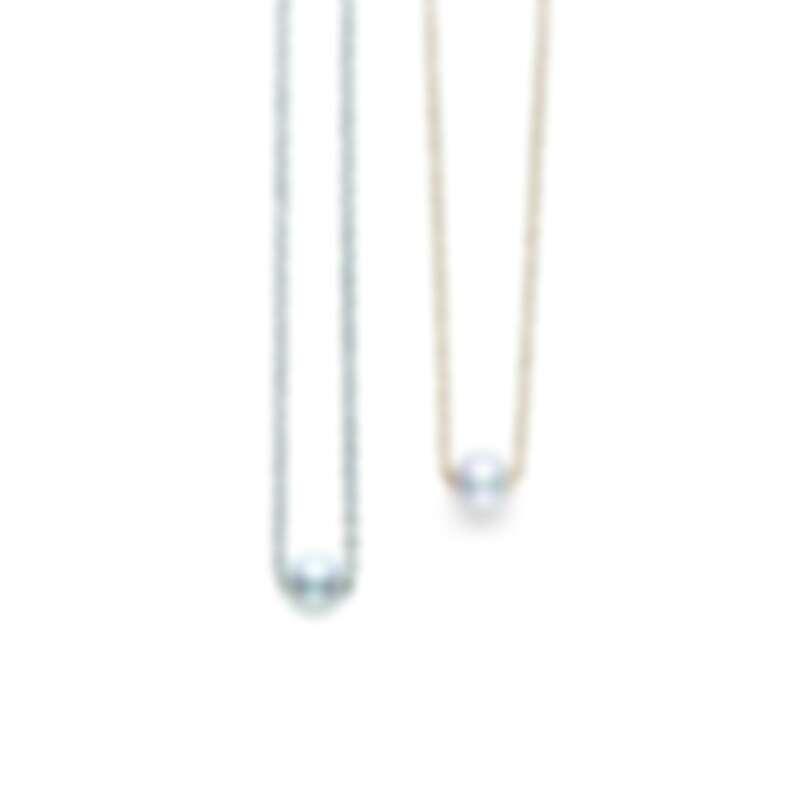 MIKIMOTO日本Akoya珍珠單珠墜鍊,珍珠尺寸約7.00mm,參考售價NT$20,000起