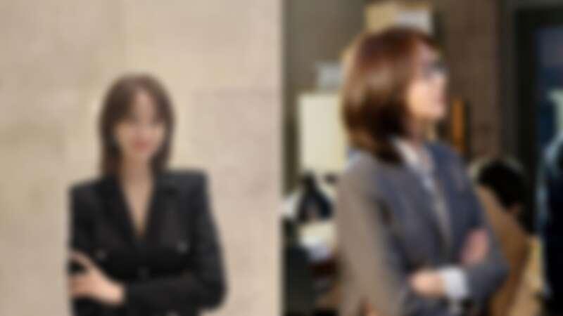 潤娥睽違三年的短髮造型正是Hush Cut