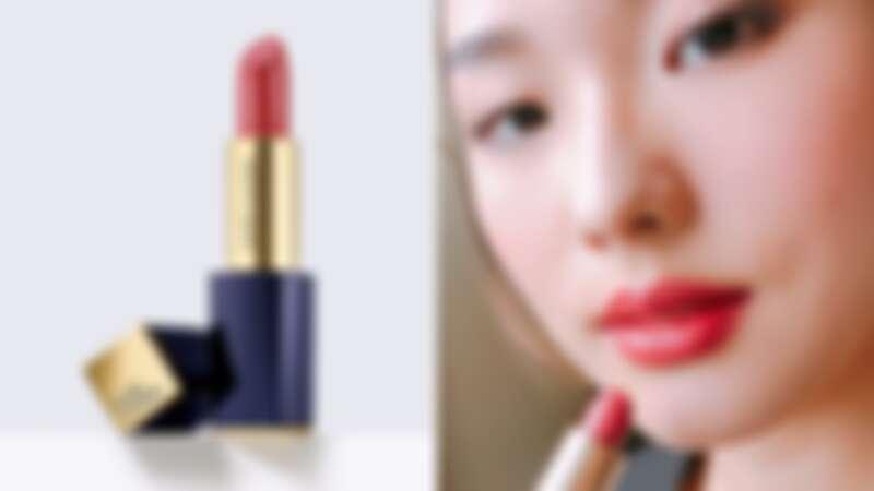 雅詩蘭黛2020熱賣口紅Top 1.絕對慾望奢華潤唇膏#420玫瑰荔枝