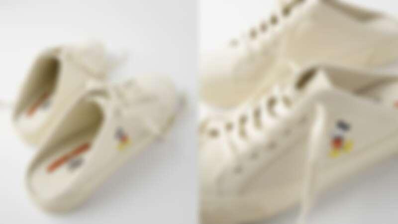 © DISNEY 迪士尼授權款米老鼠圖案露跟運動鞋_NT990
