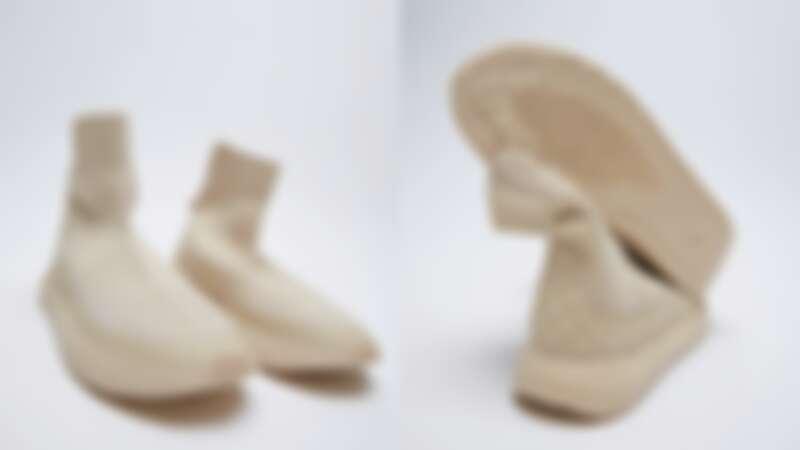 橡膠底彈性襪套休閒鞋_NT1,590