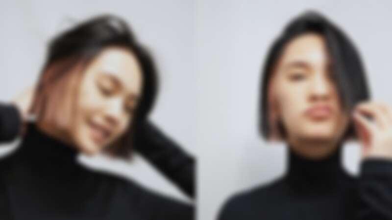 楊丞琳新髮色,圖片來源:ig@rainie77
