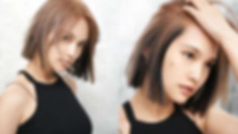 楊丞琳4個月前的髮色,圖片來源:ig@rainie77
