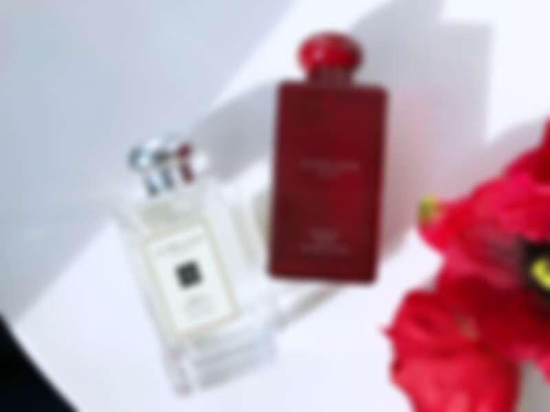 Jo Malone London罌粟花與大賣香水、緋紅罌粟芳醇香水