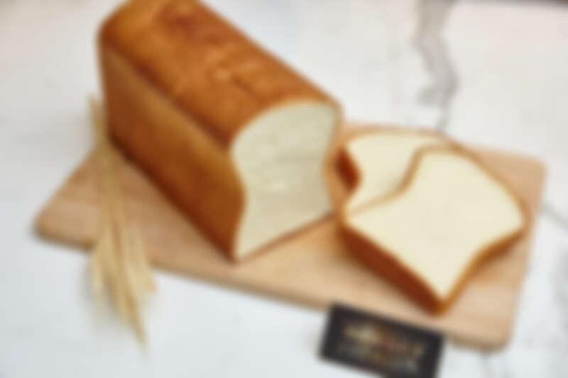瑞穗鮮乳土司PREMIUM獨有2.8公分厚度的恰好美味刻度(圖示僅供參考,產品以實物為主)