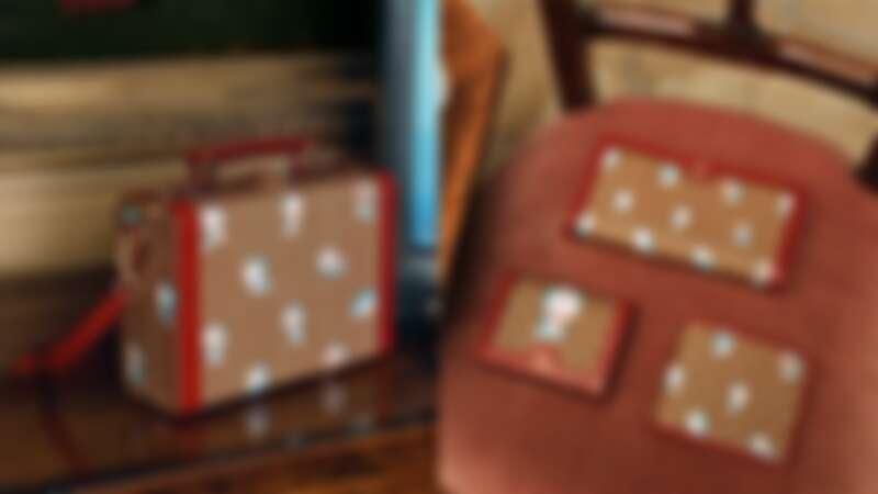 Gucci X 哆啦A夢聯名系列包包