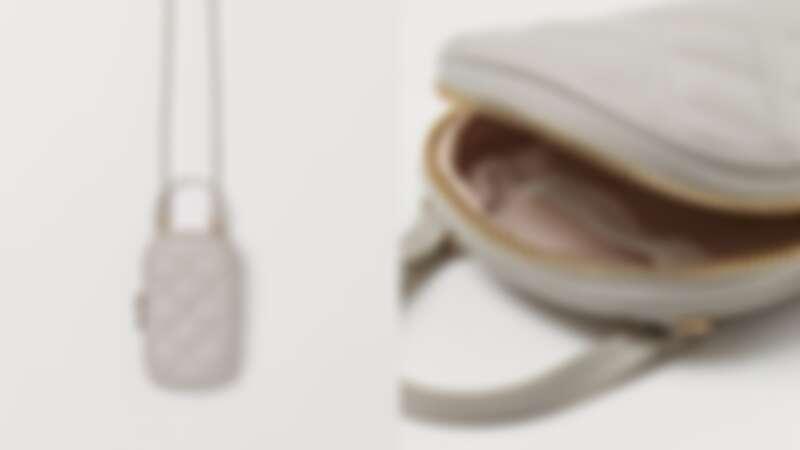 H&M車棉智慧型手機包