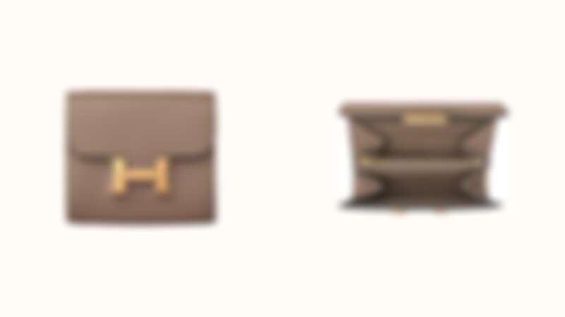 Hermès Constance短夾,價格店洽