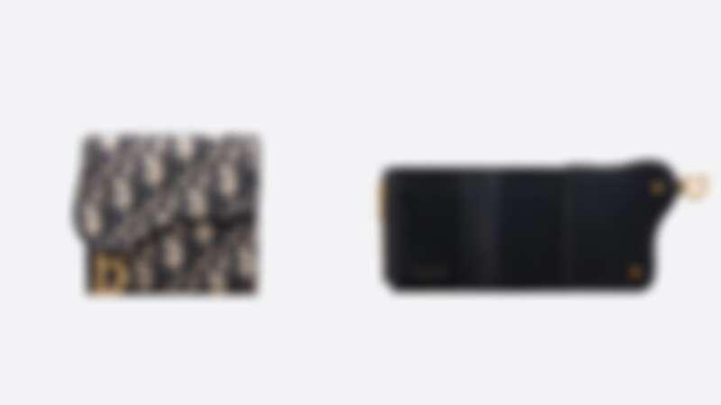 Dior馬鞍短夾,NT17,500