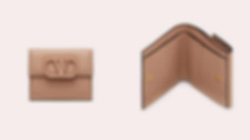 Valentino V Logo短夾,約NT21,000