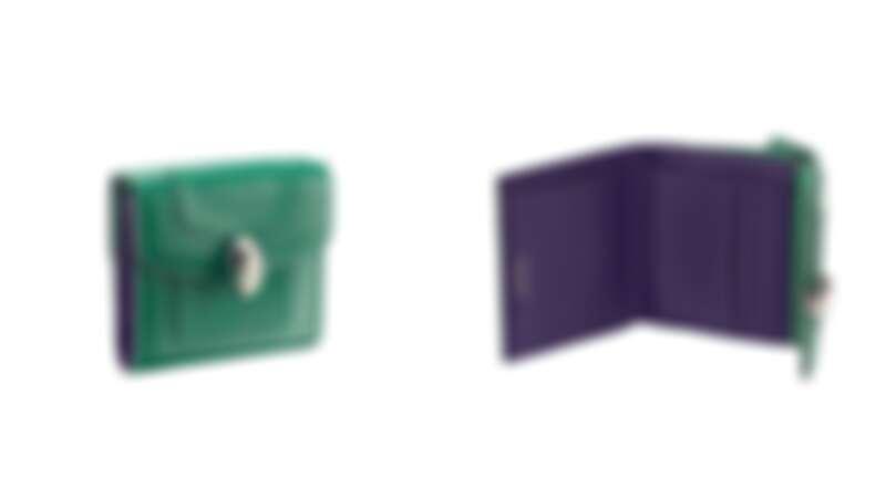 BVLGARI蛇頭短夾,NT21,800